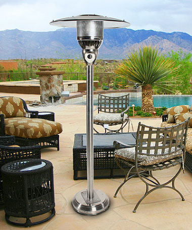 Stand Up Patio Heaters