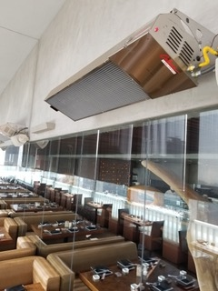 Gas Ceiling & Wall Heaters