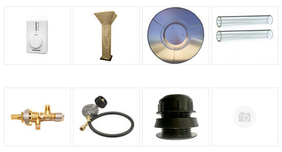 Patio Heater Parts