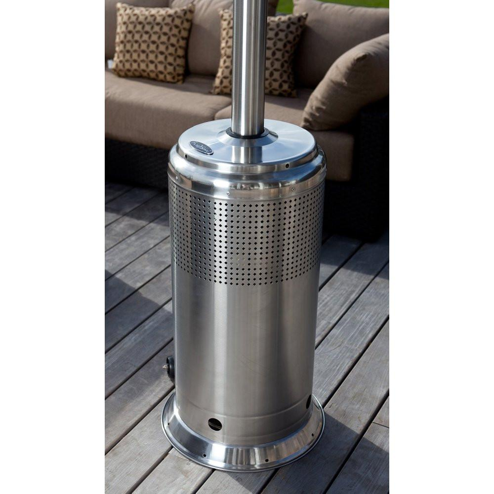 Stainless Steel Pro Series Patio Heater - Fire Sense
