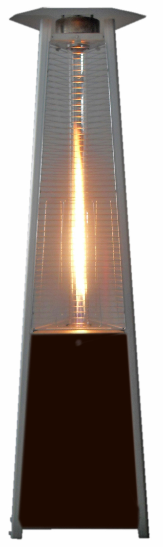 ... Commercial Glass Tube Bronze NG Patio Heater ...