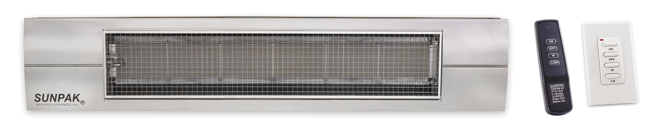 Sunpak Tsr Two Stage Gas Patio Heater