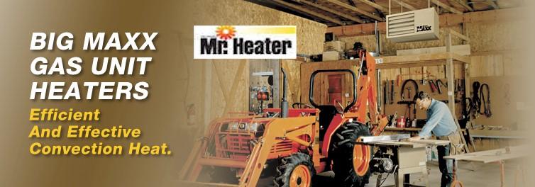 Bigmax By Heatstar Gas Shop Heaters
