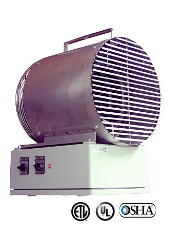 Washdown Fan Forced 5500 Series Unit Heater