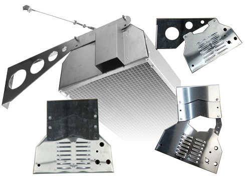 Mounting KIT Options for Calcana Patio - Garage Heaters