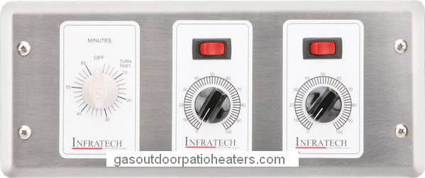 Infratech Special Order Controls (please call)