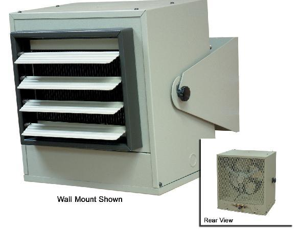 MULTI-WATT FAN FORCED UNIT HEATER