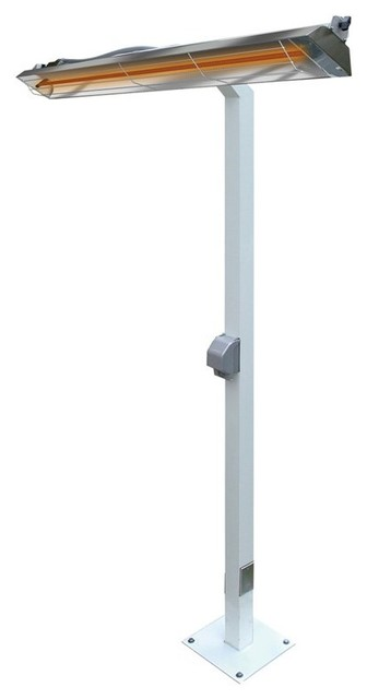 Infratech 8 FT. T-Pole Mount for all heaters