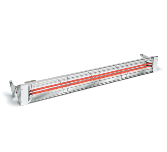 Infratech Comfort Heat Quartz Radiant Heaters WD-Series Double Element