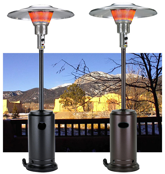 products - Natural Gas Patio Heater