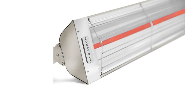 Stainless Detail Infratech Heaters