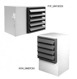 UH Series Horizontal Fan Forced Unit Heater
