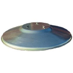 Hiland Single Piece Heat Reflector Shield (3 Hole Mount)