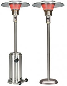 Natural Gas Patio Heaters Outdoor Ng Stand Up Heaters