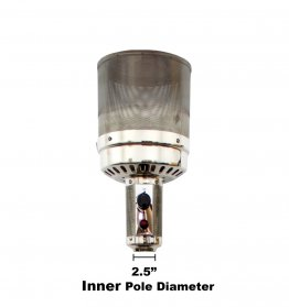 Tall Patio Heater Parts