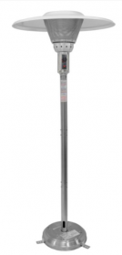 Commercial Natural Gas Stainless Steel Patio Heater