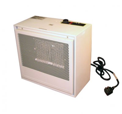 240V Dual Heat Fan Forced Heater -474 TMC