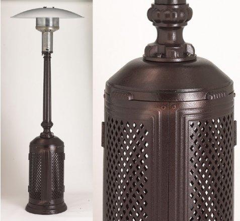Patio Comfort Vintage Outdoor Stand Up Patio Heater