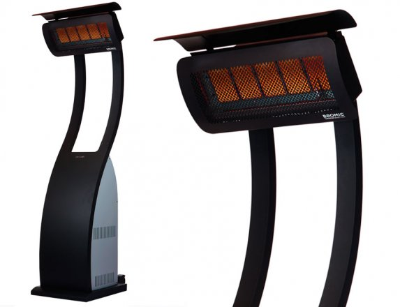 ... Bromic Tungsten Smart Heat Gas Heating Portable Radiant Infrared Patio/Garden/Commercial Outdoor Heater ...  sc 1 st  Gas Outdoor Patio Heaters & The Bromic portable tungsten propane stand up patio heater is the ...