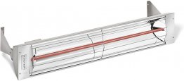 Comfort Heat Quartz Radiant Heaters By Infratech W-Series Single Element