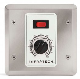 Infratech Zone Remote Analog Controller in 1, 2, 3 & 4 Zone