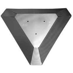 Glass Tube Heat Shield Square & Triangle